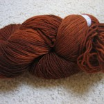 Amber Sock Yarn