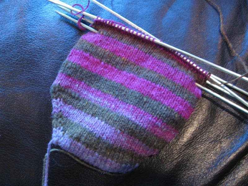 kureyon sock 1