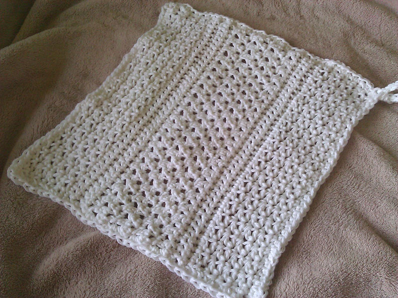 Knitting Patterns For Baby Washcloths : KNITTING PATTERNS WASHCLOTHS - FREE PATTERNS