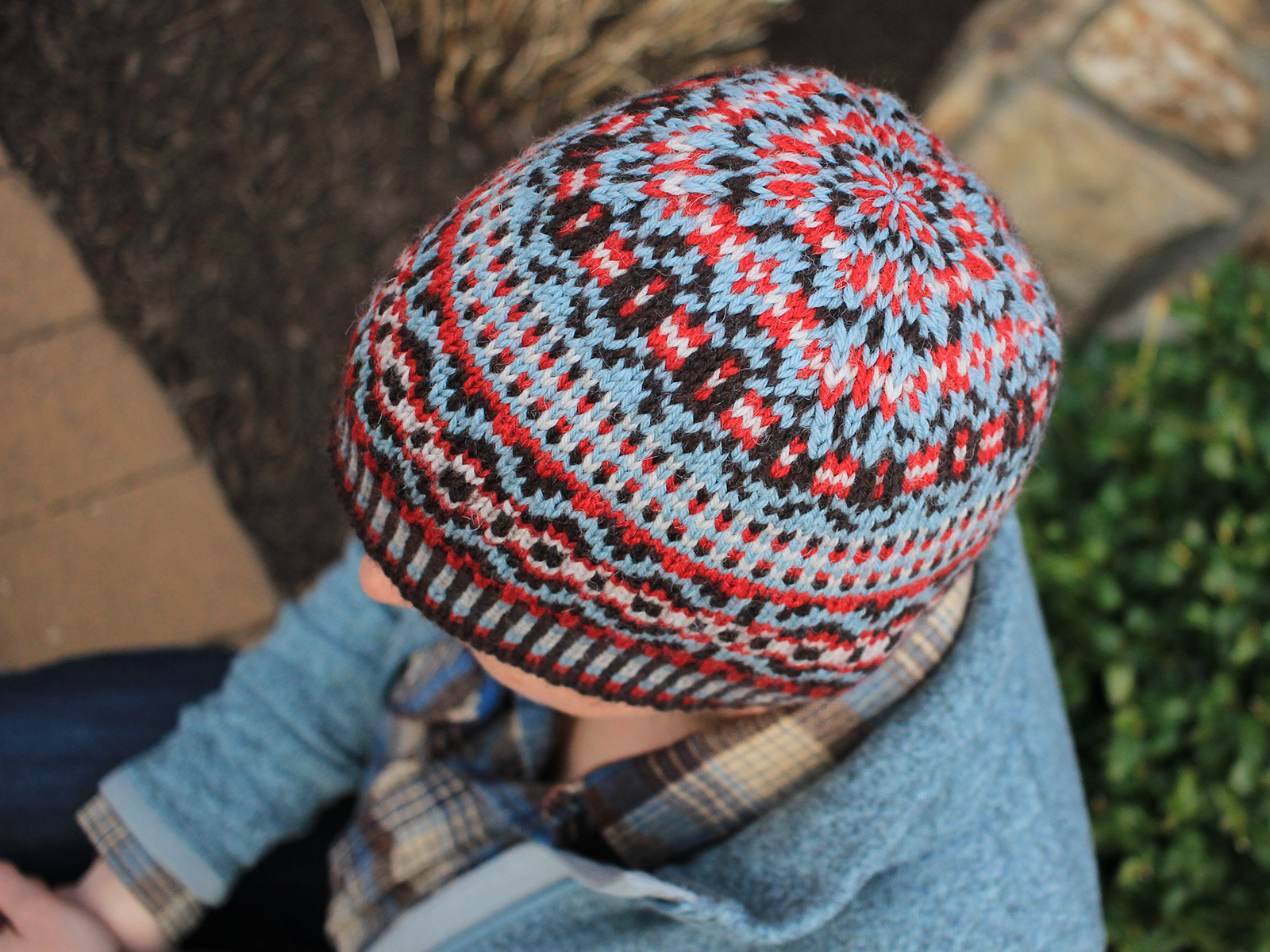 The Knitting Pirate Moorefield Hat